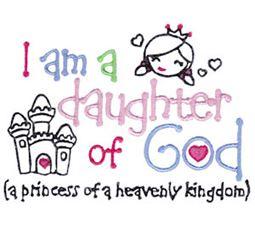 I Am A Daughter of God