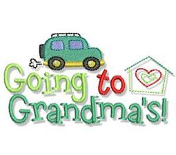 Going To Grandma