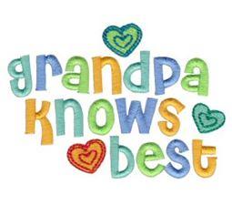Grandpa Knows Best