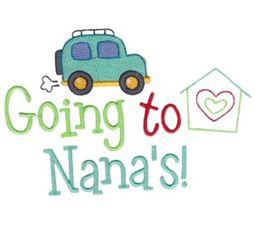Going To Nana