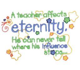 tA Teacher Affects Eternity Boy
