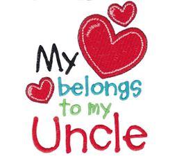 My Heart Belongs To My Uncle