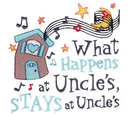 What Happens At Uncle