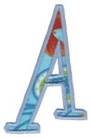 Delicious Applique Alphabet