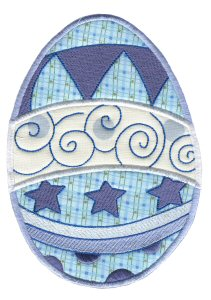 Easter Applique 9