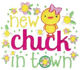 New Chick In Town