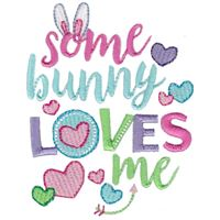 Embroidery Design Set - Easter Sentiments Four