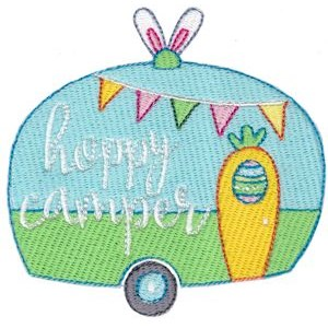 Embroidery Design Set - Easter Sentiments Too 1