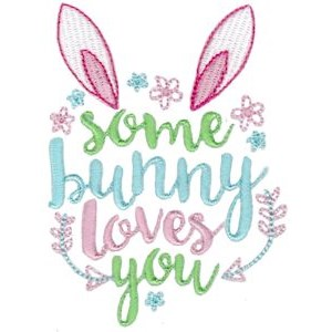 Embroidery Design Set - Easter Sentiments Too 5