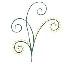 Elegant Swirls 12