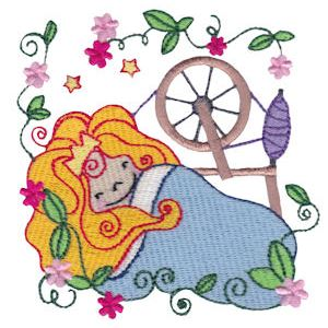 Embroidery Design Set - Fairy Tales 10