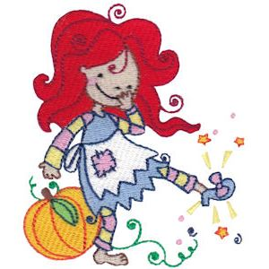 Embroidery Design Set - Fairy Tales 2