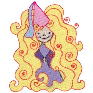 Embroidery Design Set - Fairy Tales 9