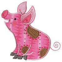 Farmyard Applique
