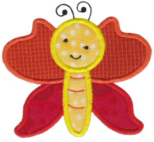 Feels Like Spring Applique 1