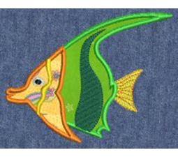 Fishies Applique 1