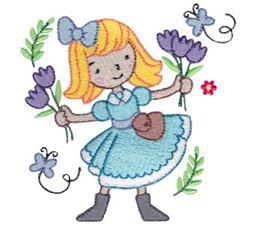 Flower Girls 10