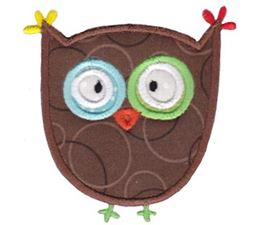Forest Whimsy Applique 3