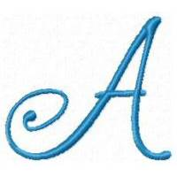 Frivolity Alphabet