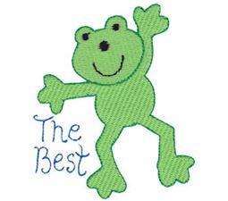 Froggy Phrases 6