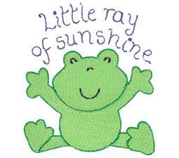 Froggy Phrases 8