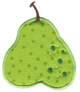 Fruit And Veg Applique 10
