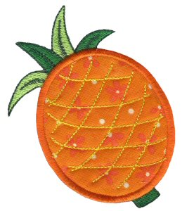 Fruit And Veg Applique 2