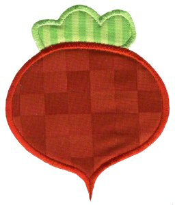 Fruit And Veg Applique 7