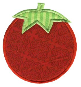 Fruit And Veg Applique 8