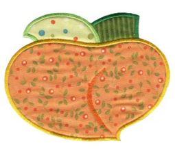 Fruit And Veg Applique 9