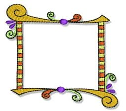 Fun Frames and Borders 9