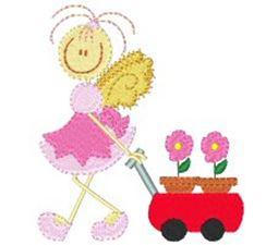 Garden Fairies 7