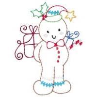 Gingerbreads Vintage Stitch