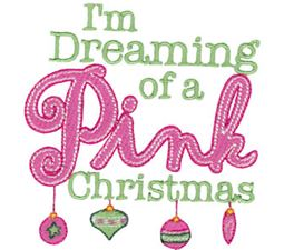 Girly Christmas 1