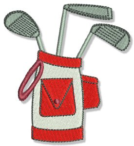 Bunnycup Embroidery  Golf