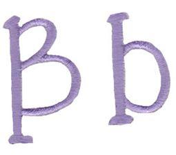 Grandmas Garden Alphabet B