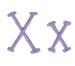 Grandmas Garden Alphabet X