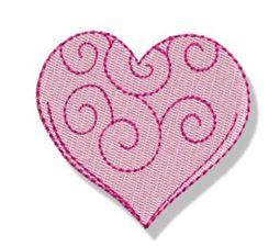Heart Doodles 7
