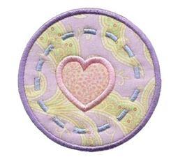Hearts And Circles Applique 2