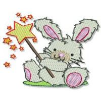 Embroidery Design Set - Hippity Hop