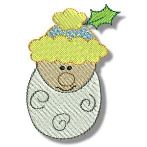 Embroidery Design Set - Ho Ho Ho 2