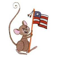 Independence Day Meeces