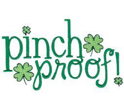 Pinch Proof