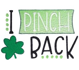 I Pinch Back