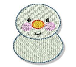Itty Bitty Snowmen 5