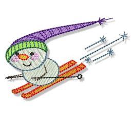 Itty Bitty Snowmen 6