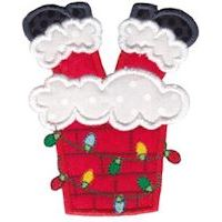 Embroidery Design Set - Jolly Holiday Applique