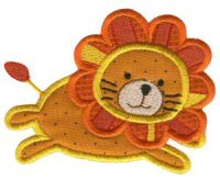 Jungle Daze Applique