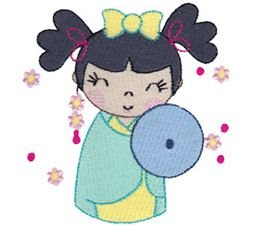 Kokeshi Dolls 6