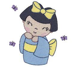 Kokeshi Dolls 7